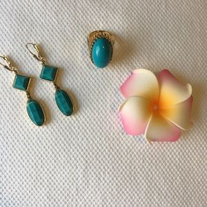 Jewelry - Earrings and Ring Set 🎀